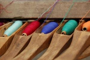 Weaving shuttles