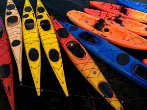 Kayaks by drurydrama