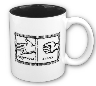 Rhetorical Gestures Mug